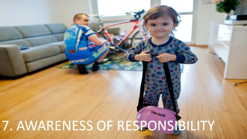 HOW TO FINISH A REALLY LONG RACE? STAGE 7. AWARENESS OF RESPONSIBILITY