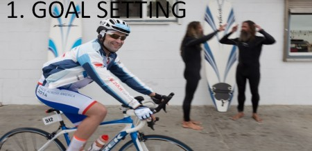 HOW TO FINISH A REALLY LONG RACE? STAGE 1. GOAL SETTING.